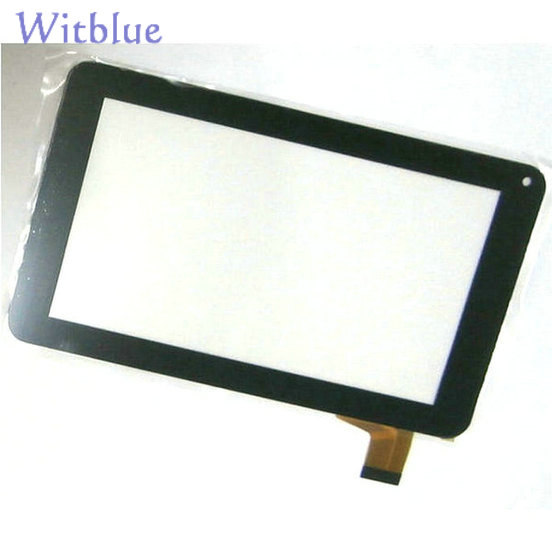 New touch screen panel For 7 IconBIT NetTab Sky Quad NT-0710M Tablet SG5351A-FPC-V0 Digitizer Glass Sensor Replacement