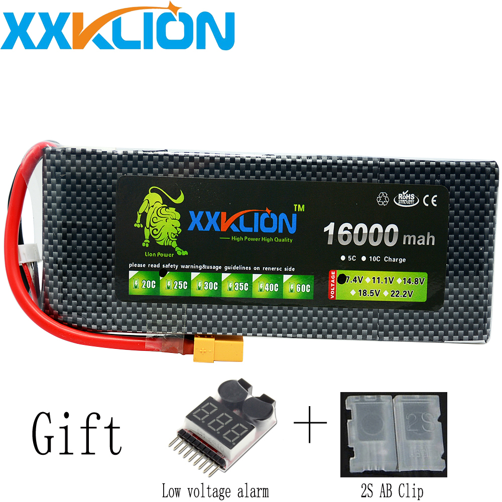 Lipo, Multi, XXKLION, Aerial, Free, Axis