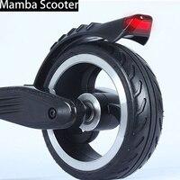 5 Inch Size Rear Wheel Back Wheel For S3 S2 I7 I6 JACK HOT JASION Carbon