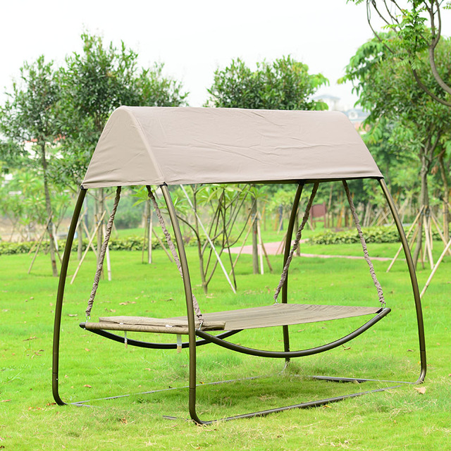 Indoor Outdoor Hammock Stand Hammock Balcony Hammock Swing Patio Loungers  Household Mosquito Hammock