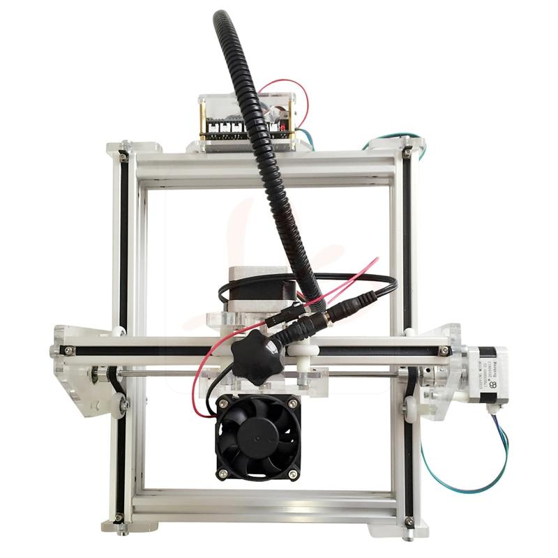 Machine de gravure Laser bleu Violet sans taxe 20*17 CM avec mise au point laser haut et bas réglable