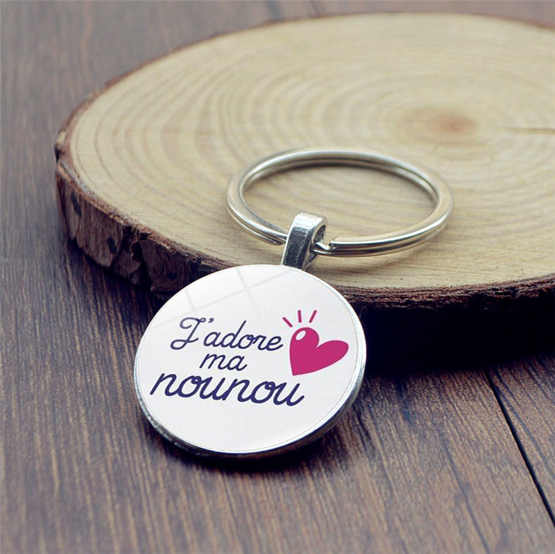 new teachers gifts great teacher keychain teaching is a work of heart key chain ring holder men women jewelry