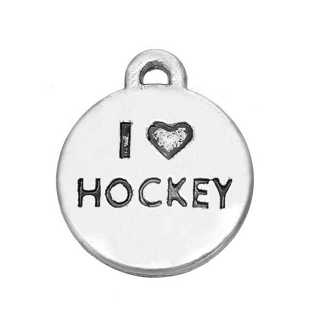 Skyrim vintage charms jewelry making i love hockeyhockey skyrim vintage charms jewelry making i love hockeyhockey sportshockey player floating charm diy pendant jewelry gift mozeypictures Image collections