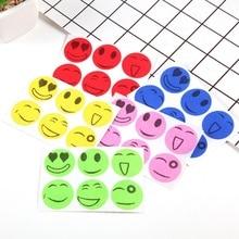 Mosquito Repellent Stickers Patches Smiling Face Citronella Oil Killer Drive Cartoon Repeller Sticker