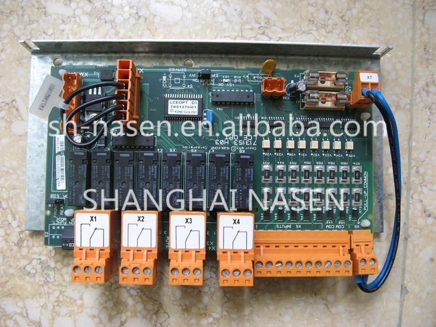 KONE board KM713150G11 kone drive v3f16l inner board km964619g01