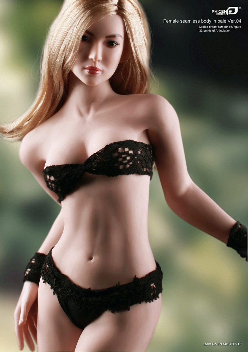Original Phicen 16 Scale Sexy Girl Action Figure Pllb2013 -1527