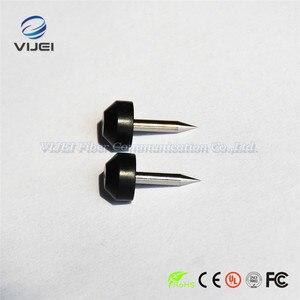 Image 2 - Furukawa Fitel elektrotlar S122A S122C S122M4 optik Fiber füzyon Splicer elektrotlar çubuk 1 çift