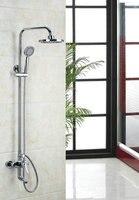 Ouboni Shower Set Torneira Bes Love 8 Plastic Shower Head Bathroom Rainfall 53703 2 Bath Tub