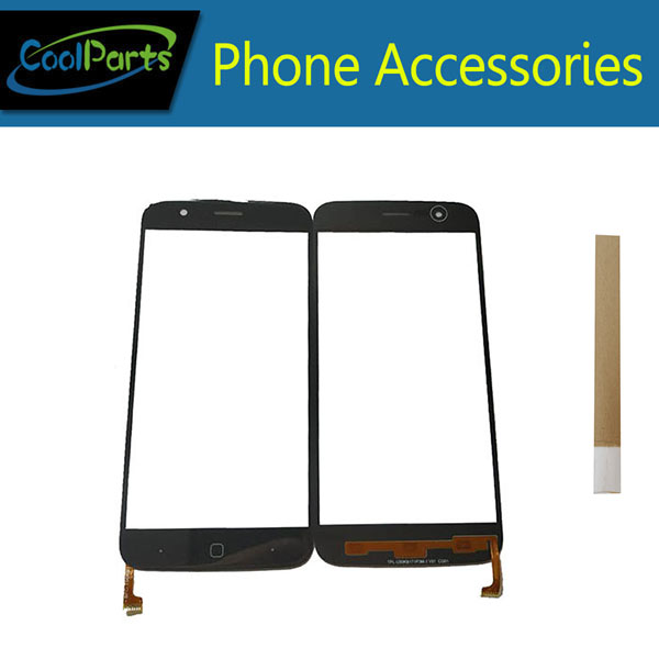 1PC/Lot High Quality 5.0 Inch For JUST5 Freedom X1 Touch Screen Digitizer Touch Panel Glass With Tape Black Color 1PC/Lot High Quality 5.0 Inch For JUST5 Freedom X1 Touch Screen Digitizer Touch Panel Glass With Tape Black Color