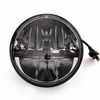 1pair 30W 7inch Headlamp For Jeep Wrangler Car Headlight 7 High Low Beam LED Head Light