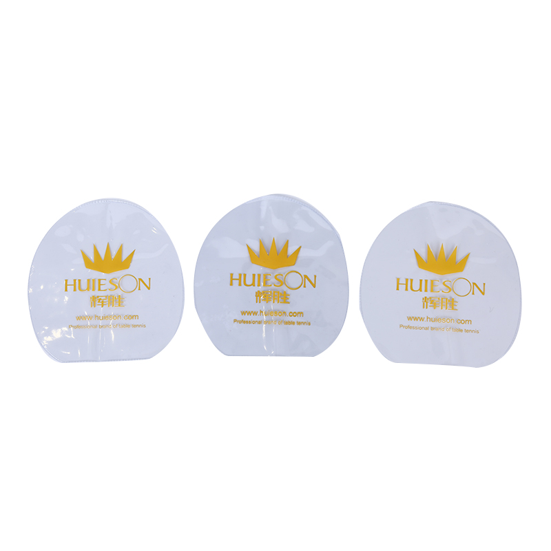 4pcs Transparent Ping Pong Racket Covers Second Table Tennis Rubber Protection Film For Ping Pong Racket 16.3cmX15.7cmX9.5cm