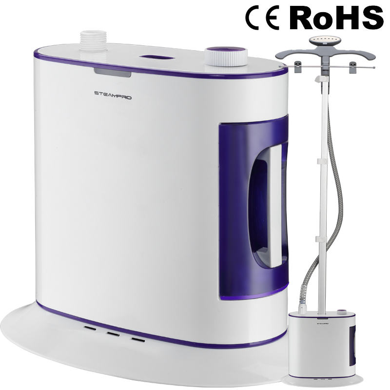 Intelligent Garment Steamer for Clothing 1800ML ,Electric Iron,Steam Ironing Machine,Fabric Brush,Humidifers tuv approved garment steamer ironing for all types of fabric wrinkle odor dust and germs free