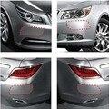 Auto de Parachoques Pegatinas de Protección de Transparencia/Car Bumper Paint Protection Film Sticker Calcomanías para Ford Toyota Honda Skoda Hyundai