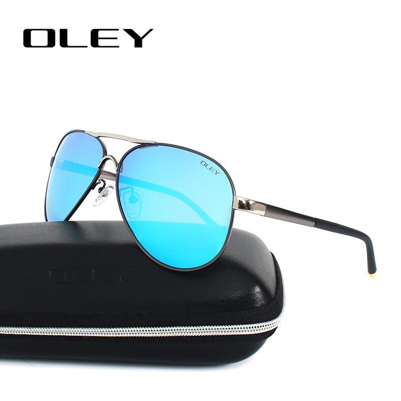 fa7cafbad88efc OLEY Unisex Polarized Sunglasses Men brand designer Women Driving Sun  Glasses coating spectacles lunettes de soleil pour hommes -in Sunglasses  from Apparel ...