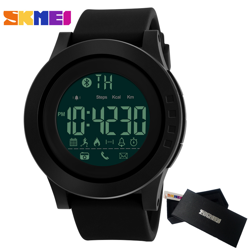 Men's Watches Watches Capable Compass Sports Watches Men Skmei Led Digital Watch For Man Clock Top Brand Luxury Pedometer Calories Waterproof Reloj Hombre