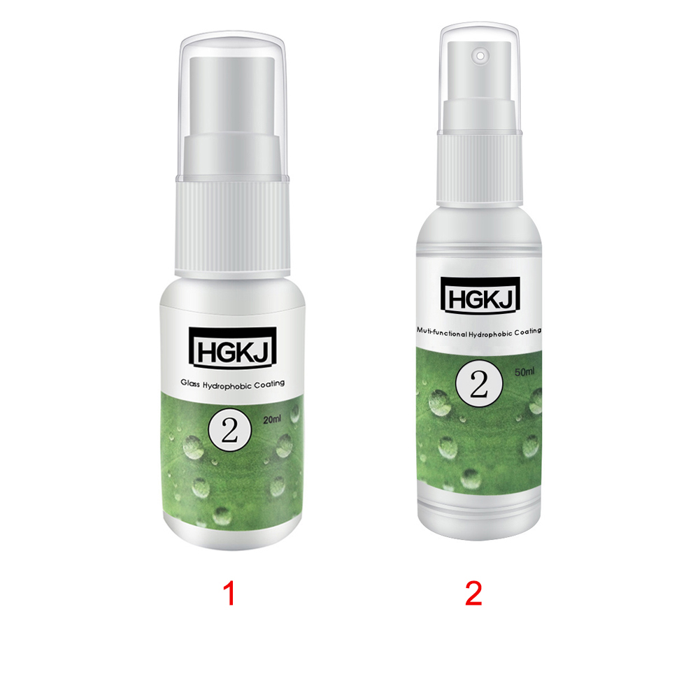 Eco-friendly Spray <font><b>Car</b></font> Window Multifunctional <font><b>Glass</b></font> Maintenance Liquid Waterproof Agent Ceramic Polish <font><b>Nano</b></font> <font><b>Hydrophobic</b></font> Coating image