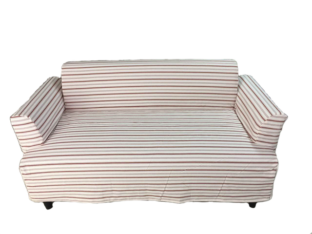 Customized Sofa Cover High Quality Hemlingby Two Seater Slipcover