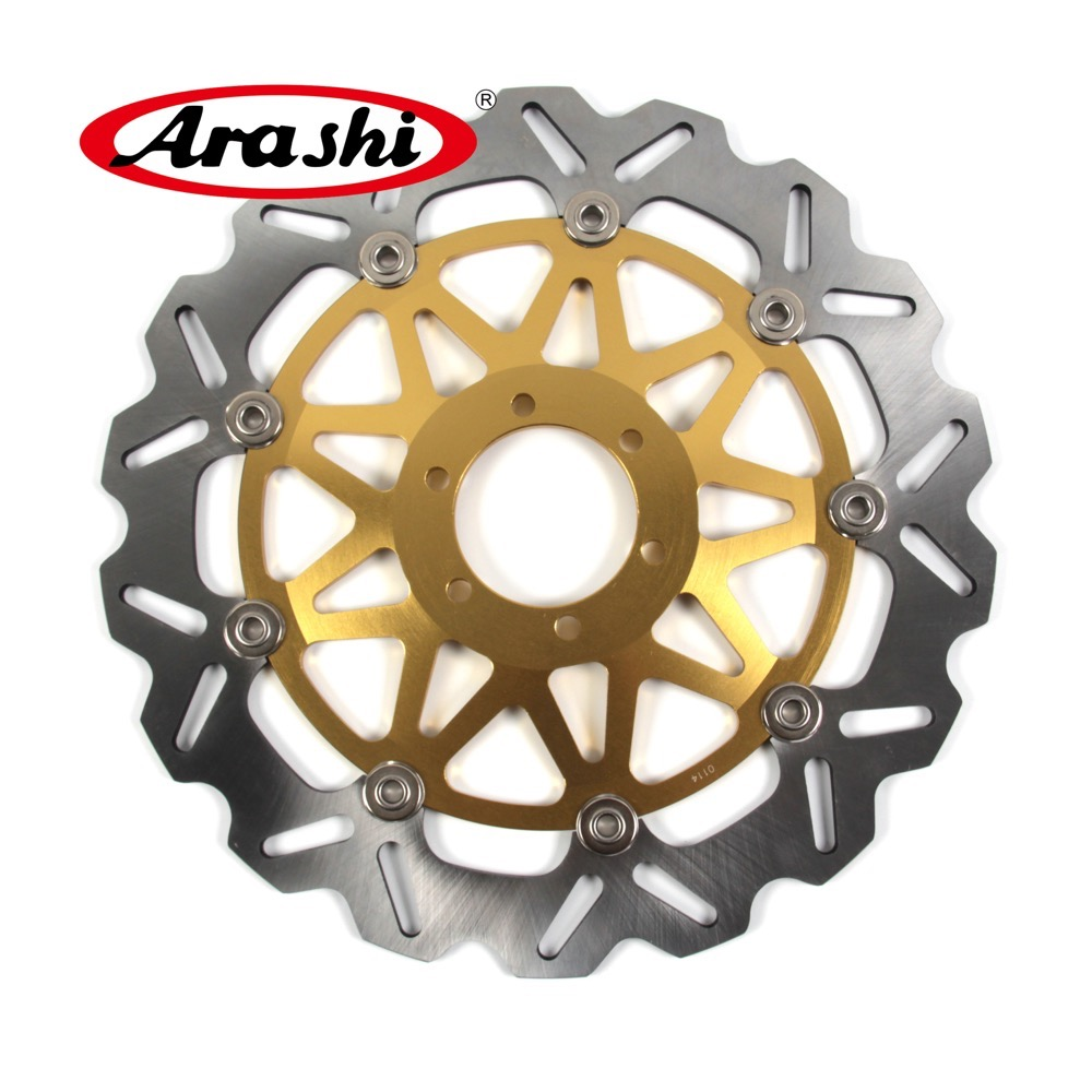 ARASHI For APRILIA RS REPLICA 125 1992-1997 92 93 94 95 96 97 CNC Front Brake Rotors Brake Disc RS125 RS Extrema TUONO 125 thread screw thread metric plugs taps and die wrench set used for electric tools for model processing handmade diy