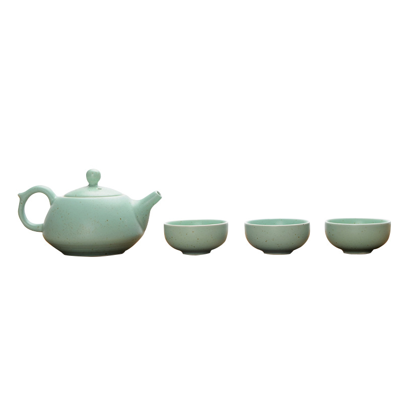 Beautiful Ceramic Gong Fu Teaset 4