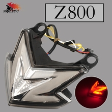 for kawasaki Motorcycle LED Tail Light Tail Lamp+Integrated Turn Signals Blinker Signals Indicators FOR KAWASAKI Z800 Z 800 moto motorcycle led flush mount turn signals blinker light