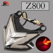 for kawasaki Motorcycle LED Tail Light Lamp+Integrated Turn Signals Blinker Indicators FOR KAWASAKI Z800 Z 800 moto