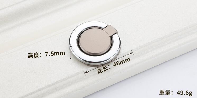 HTB1k9VsLSzqK1RjSZFpq6ykSXXal - New solid Concealed drawer knob ring round handles Wardrobe Cupboard Door handles for interior doors Pulls Furniture Hardware