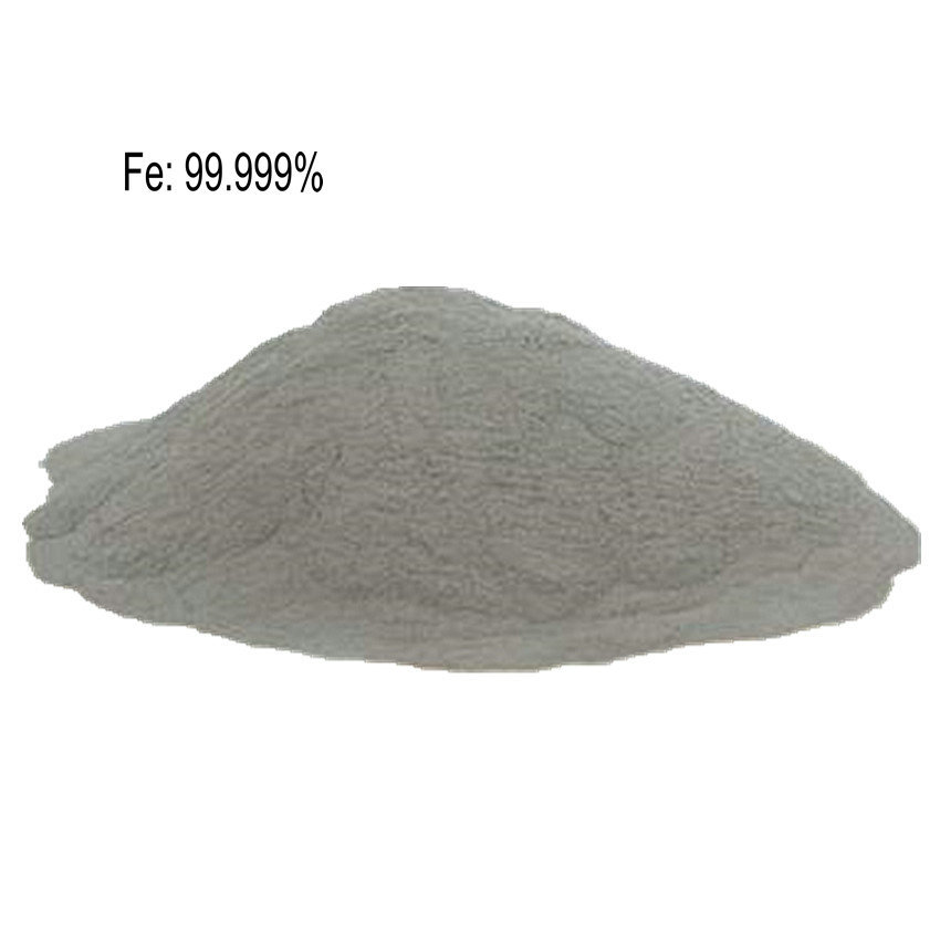 Iron Powder Fe 5N High Purity 99.999% for Research and Development Element Metal 100 Gram Ultrafine Powder refined iron powder metallurgy parts manufacturing 014