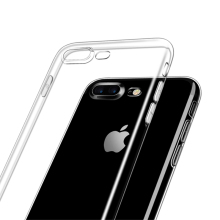 Luxury Soft Transparent TPU Case For iPhone 6 Cases 5s 6s Plus 5 SE Crystal Silicon Cases iPhone 7 Case Plus Phone Cover