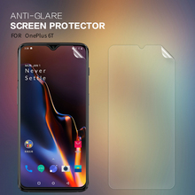 For Oneplus 6t Anti-glare Screen Protector Matte Anti-fingerprint Protective Film For Oneplus 6t Soft PC Matte Film enkay anti glare screen protector matte protective film guard for blackberry z10