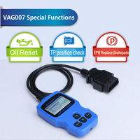 AUTOPHIX VAG007 для VW AUDI/Volkswagen/Seat/Skoda OBD2 OBD II автомобиля код readerabs SRS масла транспорт Авто инструмент диагностики