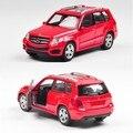 Бесплатная Доставка 1:36 Welly Mercedes GLK моделирования бежал из сплава модели автомобилей игрушки для ребенка подарки