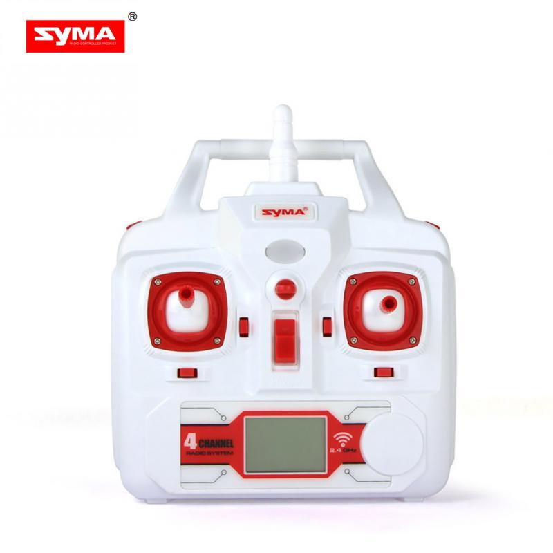 SYMA X8A/X8C/X8W/X8G Quadrocopter RC helicopter remote control 4-axis aircraft remote control UAV accessories aircraft frsky d8r 2 4g channel receiver two way d 8r plus fpv helicopter quadrotor aircraft uav remote control diy toy 4 6 axis aerial