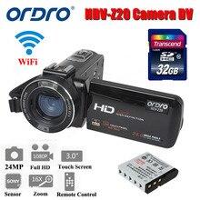 ORDRO HDV-Z20 Digital Video Camera Camcorder 3.0