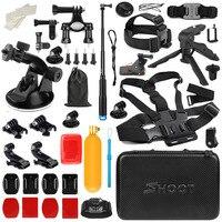 SHOOT Action Camera Accessory For GoPro Hero 6 5 4 3 Black Xiaomi Yi 4K Lite
