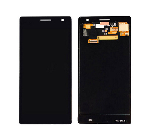 ФОТО For Nokia Lumia 730 735 LCD Screen Display With Touch Screen Digitizer Assembly Repair parts replacement Free Shipping