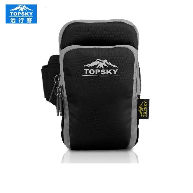 Topsky 5l Sports Running Arm Bag Portable Women Bags Mochilas Coach Handbags Free