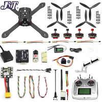 2.4G 6CH 300mm RC quadrirotor ARF RTF BNF bricolage sans brosse FPV Drone Combo Radiolink Mini PIX GPS & caméra 700TVL 5.8G transmetteur