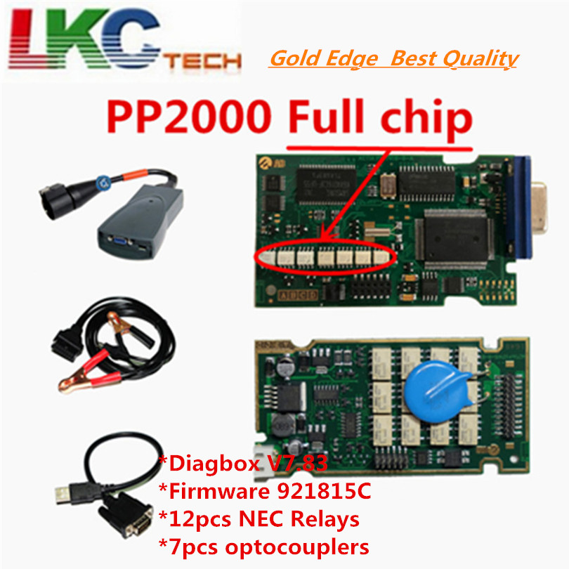 Russia ! Full Chips Gold Edge Lexia3/PP2000 Diagbox V7.83  Firmware Lexia For Citr-oen/Peug-eot Super Firmware Reference 92Russia ! Full Chips Gold Edge Lexia3/PP2000 Diagbox V7.83  Firmware Lexia For Citr-oen/Peug-eot Super Firmware Reference 92