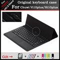 Original touchpad keyboard case para chuwi hi10 más de acoplamiento magnético con soporte plegable para chuwi vi10 plus 10.8 pulgadas tablet Pc