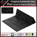 Touchpad teclado original case para chuwi hi10 além de acoplamento magnético com suporte dobrável para chuwi vi10 plus 10.8 polegada tablet Pc