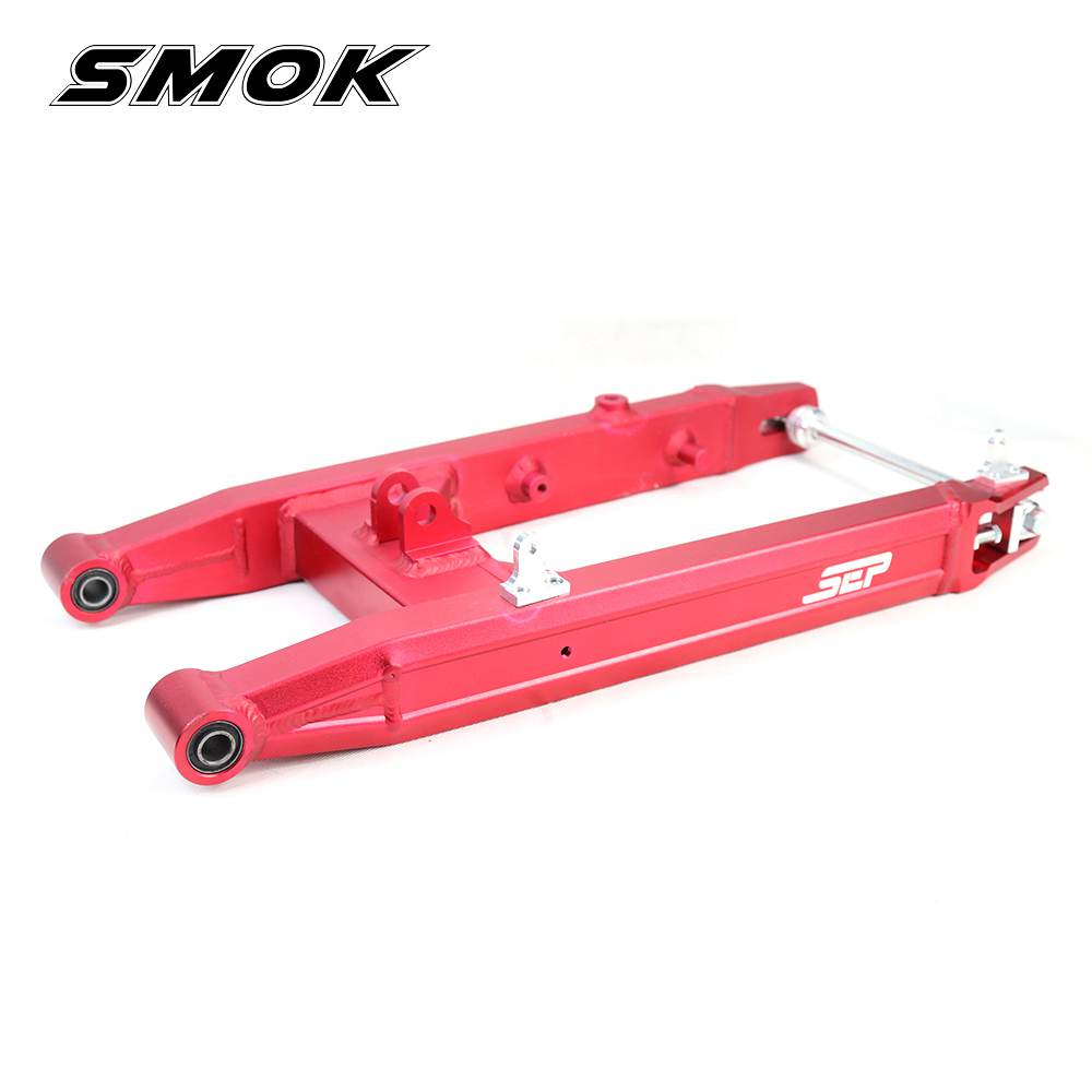 SMOK Motorcycle Accessories Rear Standard Swing Arm Suspension Swing Arm Fork For Yamaha RC 135 LC135 цена