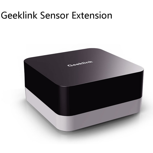 Geeklink Extension Intelligent Controller,Smart Home Automation Wireless Switch,WiFi+RF+IR Remote Control Via IOS Android