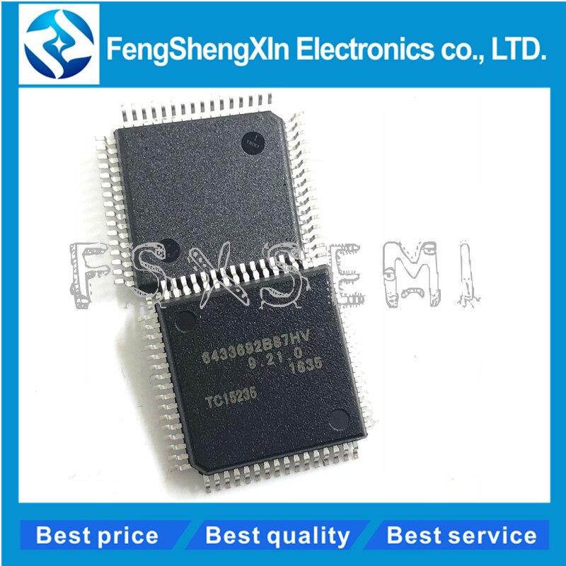 10pcs lot HD6433692B87HV 6433692B87HV QFP64 chips