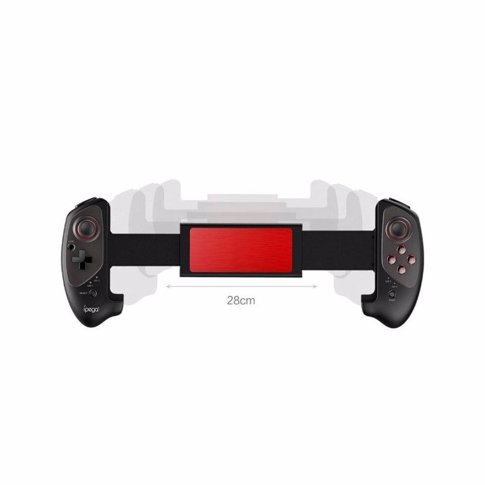 IPEGA PG-9083 Bluetooth 3.0 manette de jeu sans fil pour Android/iOS manette de jeu rétractable pratique - 4