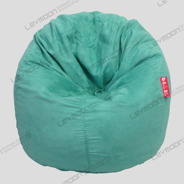 Free Shipping Bean Bag Covers Only Large Drop Couch Purple Suede Indoor