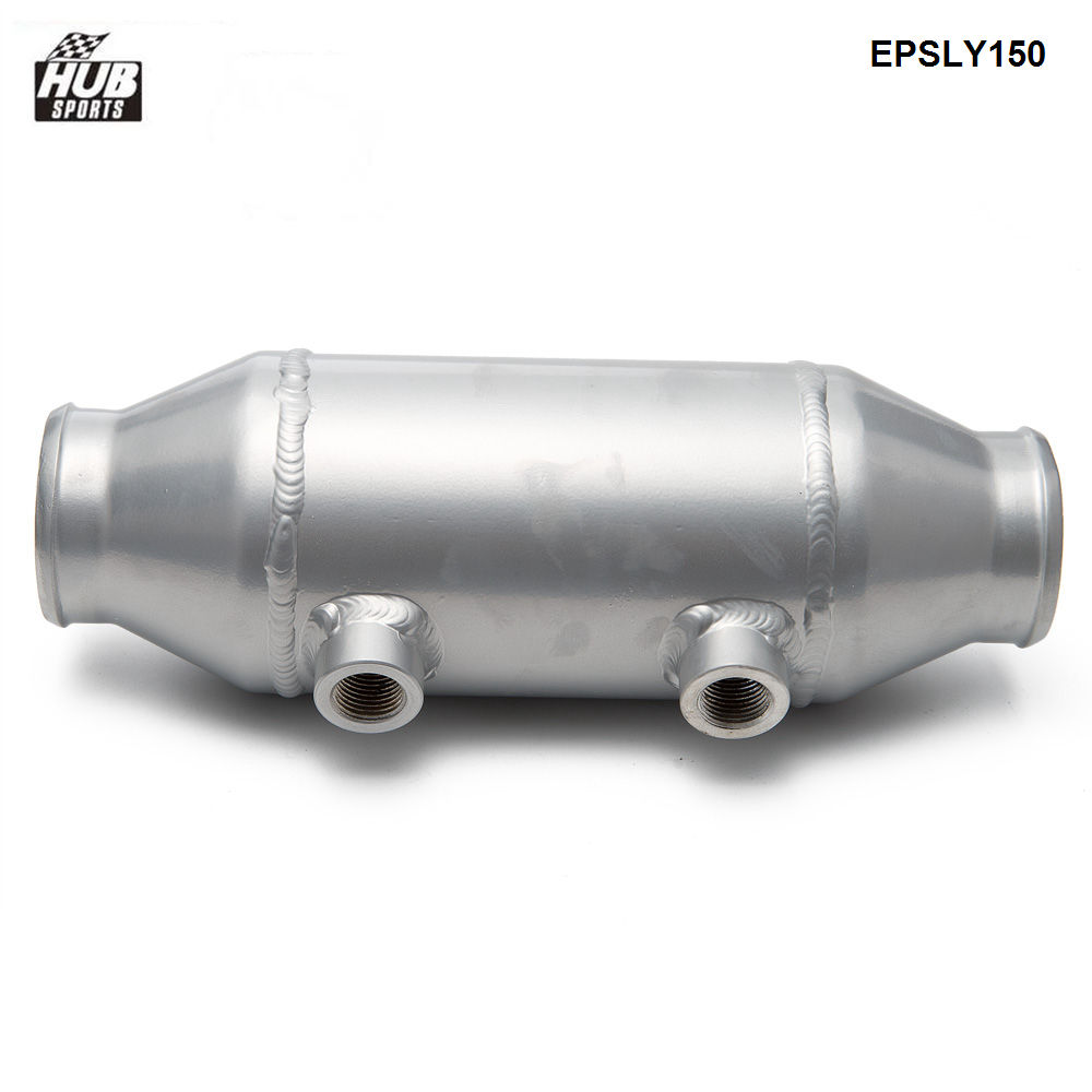 Barrel Cooler Water To Air Charge Air Cooler Intercooler Kit 4 x6, 2.5ID/OD EPSLY150Barrel Cooler Water To Air Charge Air Cooler Intercooler Kit 4 x6, 2.5ID/OD EPSLY150