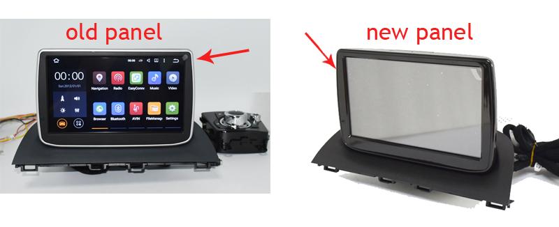 mazda3 new mazda 3 axela android car dvd car gps (1) -