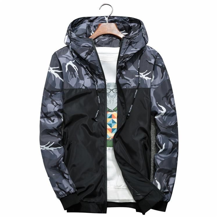 HTB1k9c7J25TBuNjSspcq6znGFXaN NaranjaSabor Spring Autumn Men's Jackets Camouflage Military Hooded Coats Casual Zipper Male Windbreaker Men Brand Clothing N434
