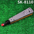 SK-8110 Optical Fiber Network Network RJ45 RJ11 Wire Cut Off Impact Punch Down Tool On 110 Type