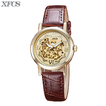 Xfcs 2017 кварцевые женские часы девушку водонепроницаемые женские часы наручные часы оригинальной topmerk часы шок часы класса люкс